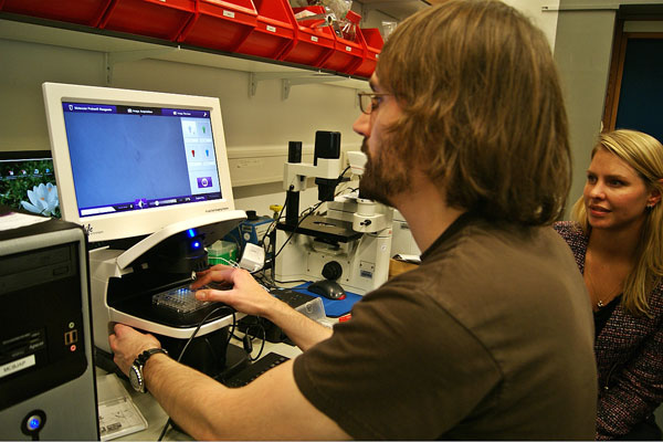 Testing the FLoid Cell Imaging Station 1