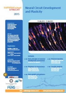 Summerschool 2015 – Neuronal Circuit development and plasticity