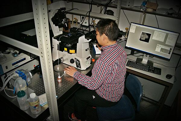 TIRF 3 Nikon-Roper ILAS-2 PhotoAblation